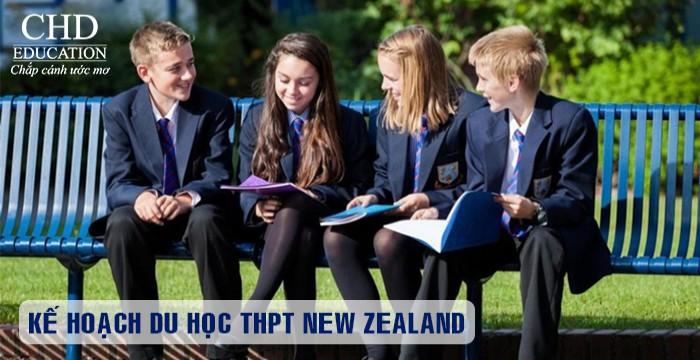 LẬP KẾ HOẠCH DU HỌC NEW ZEALAND NGAY TỪ BẬC THPT