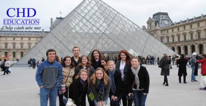 Lộ trình cho sinh viên chưa đủ điều kiện tiếng để du học Pháp