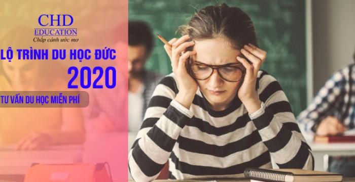LỘ TRÌNH DU HỌC ĐỨC NĂM 2020