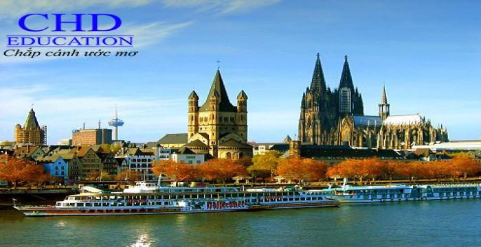 Lời khuyên cho du học sinh Đức tại Đại học tổng hợp Köln
