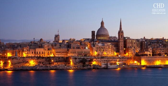 Lý do nên du học Malta