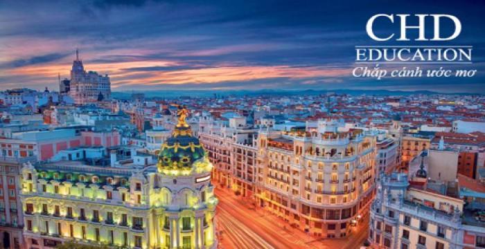 MADRID – TRÁI TIM CỦA VƯƠNG QUỐC TÂY BAN NHA