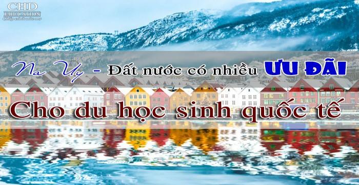 Na Uy – Một trong 9 quốc gia Châu Âu miễn học phí năm 2020