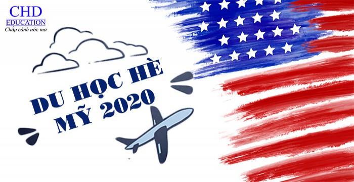 NẮM BẮT CƠ HỘI DU HỌC VỚI CHƯƠNG TRÌNH DU HỌC HÈ MỸ 2020