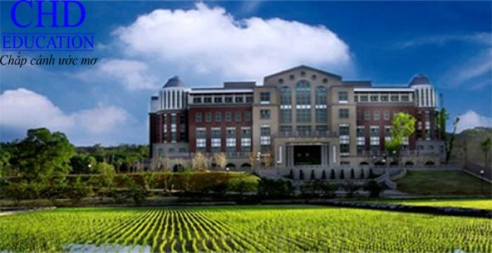 National University of Chiayi - Study abroad in Taiwan