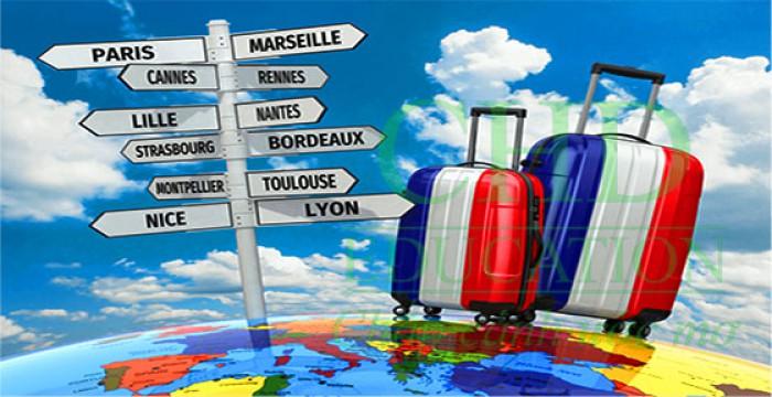 Nên chọn du học Pháp bằng tiếng Pháp hay tiếng Anh