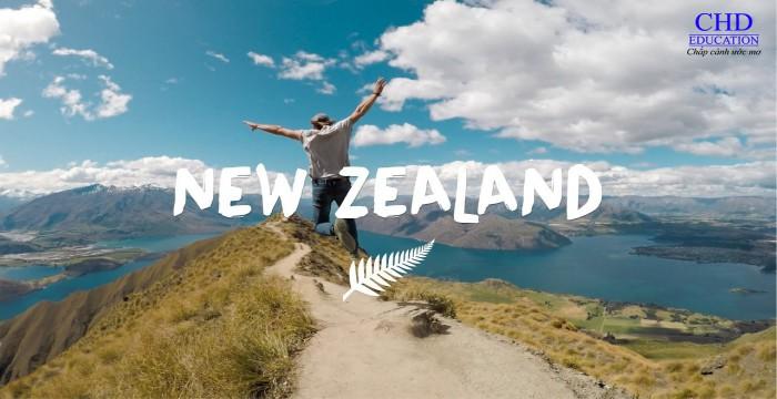 NGÂY NGẤT TRƯỚC VẺ ĐẸP BỐN MÙA Ở NEW ZEALAND