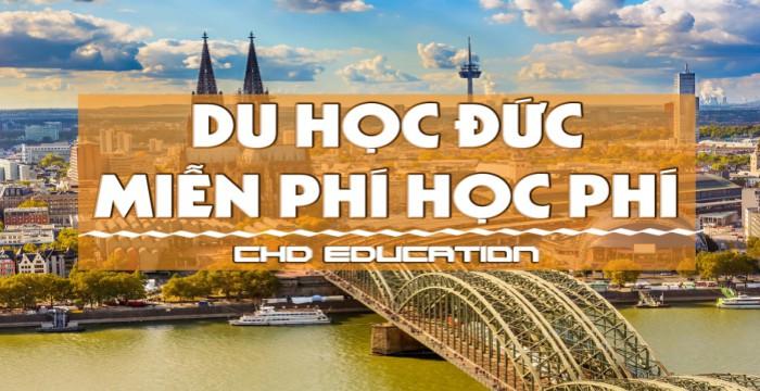 Ngoài miễn phí học phí, du học Đức 2018 - 2019 còn gì hấp dẫn?