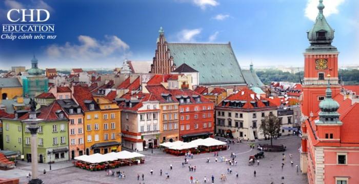 Những việc làm thêm kiếm bội tiền khi du học Ba Lan