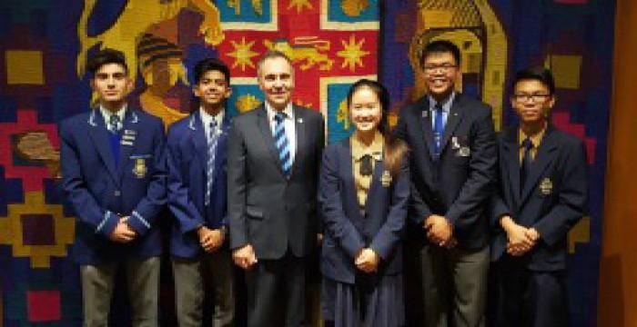 PAL SCHOOL- Trường Trung Học Phật Giáo (A Buddhist High School for Years 7 to 12)