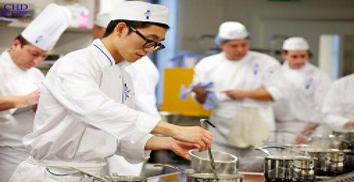 Săn đón xuất học bổng du học ngành đầu bếp tại Hàn