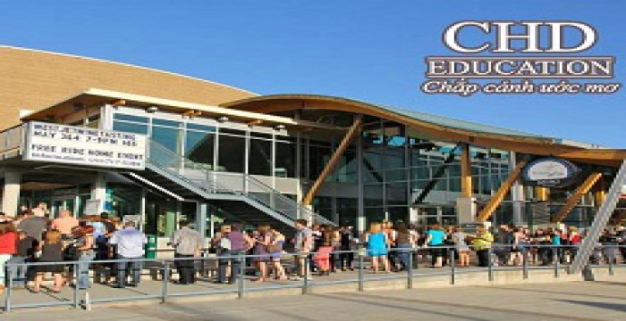 Study in Canada at Okanagan College