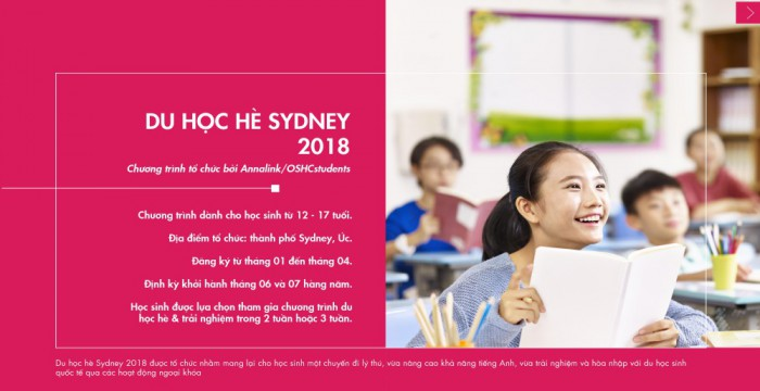 Study Tour in Sydney 2018 with CHD