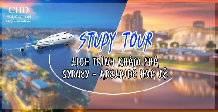 STUDY TOUR: LỊCH TRÌNH KHÁM PHÁ SYDNEY - ADELAIDE HOA LỆ