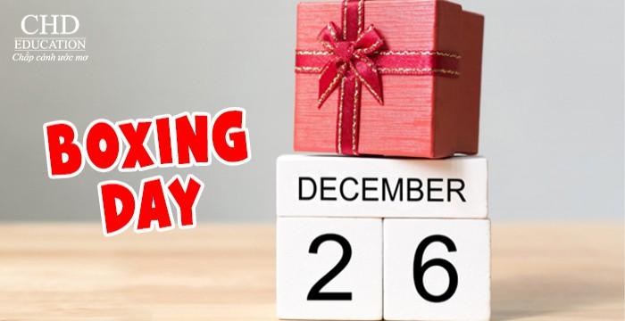 TẠI SAO LẠI CÓ BOXING DAY?