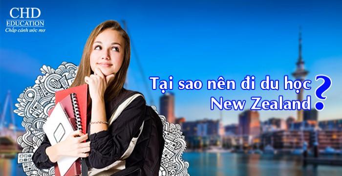 TẠI SAO NÊN ĐI DU HỌC NEW ZEALAND?