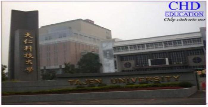 Tajen University – Taiwan oversea study