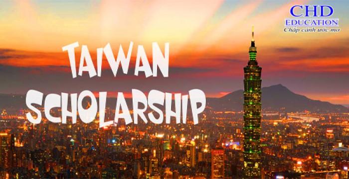 Tất tần tật những thông tin về học bổng du học Đài Loan