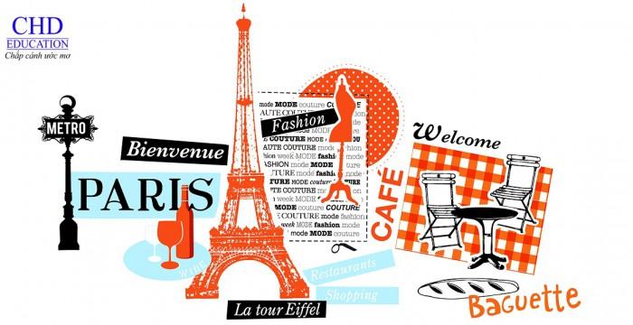 Theo học tại các trường chuyên ngành tại Pháp