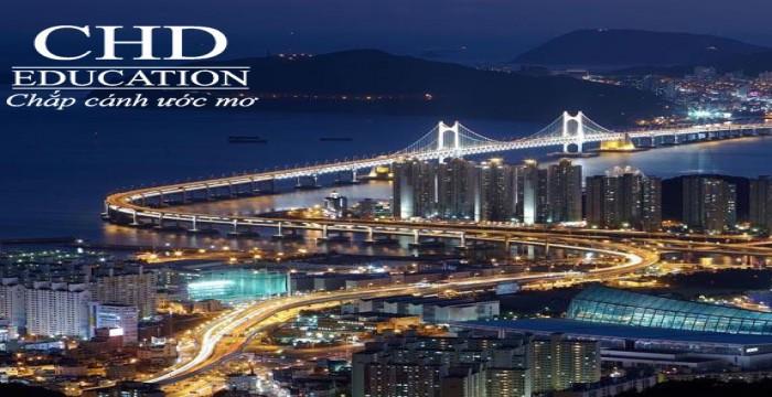 Thông tin về Học bổng du học Hàn Quốc 2017 tại Busan