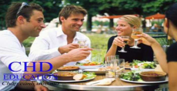 Tìm hiểu ẩm thực văn hóa ăn uống của người Pháp
