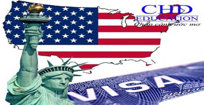 Tìm hiểu về visa du học Mỹ cùng CHD
