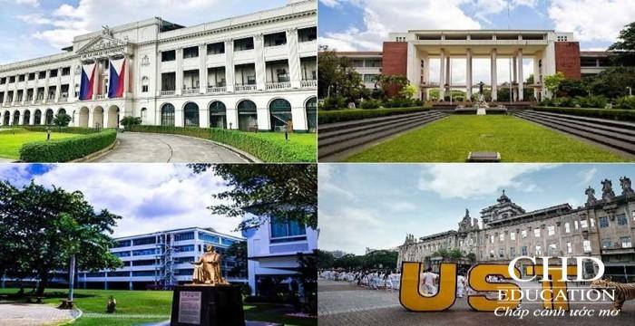 TOP 10 TRƯỜNG ĐẠI HỌC HÀNG ĐẦU PHILIPPINES 2019