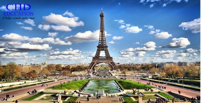 Top 5 học bổng tại Pháp cho sinh viên nước ngoài
