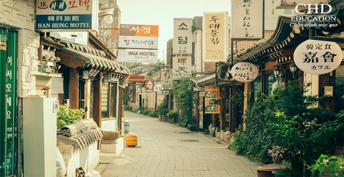 Top 6 khu phố mua sắm nhất định phải ghé qua tại Seoul - Hàn Quốc