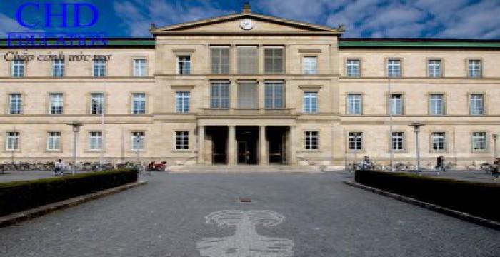 Top các trường đại học tại Đức