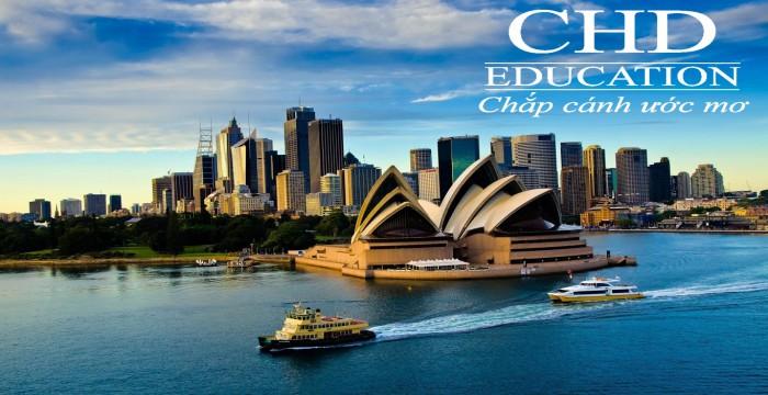 Trải nghiệm cuộc sống sinh viên tại Úc