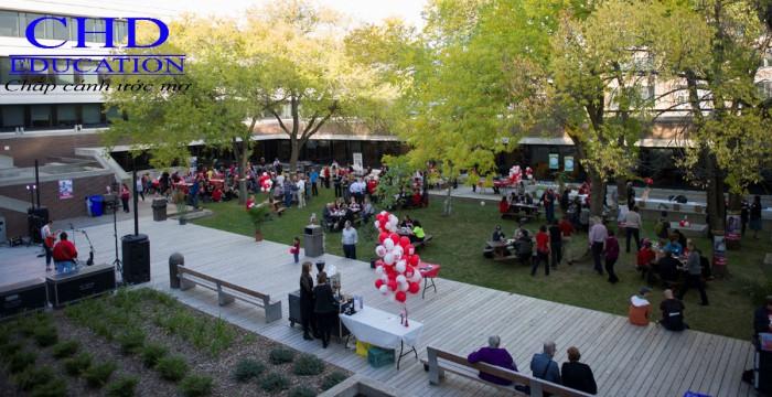 Trường Cao Đẳng Red River - Canada