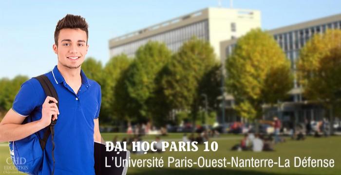 TRƯỜNG ĐẠI HỌC PARIS 10 - L'Université Paris-Ouest-Nanterre-La Défense