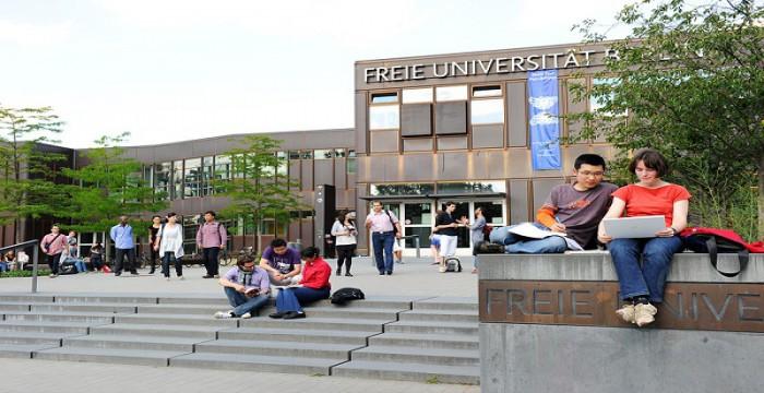 Trường Đại Học Tự Do Tổng Hợp Berlin (Freie Universitaet)