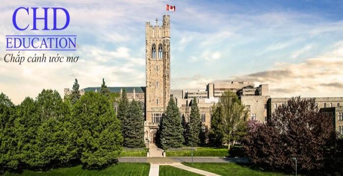 Tự Hào Du Học Tại Đại Học Western Ontario