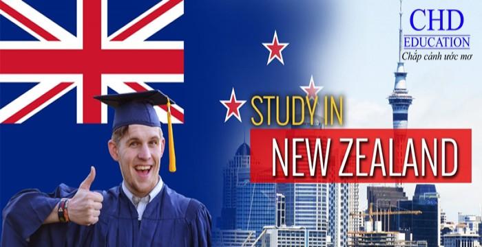 TUẦN LỄ TƯ VẤN DU HỌC NEW ZEALAND 2019 - CƠ HỘI LÀM VIỆC VÀ ĐỊNH CƯ CHO CẢ GIA ĐÌNH