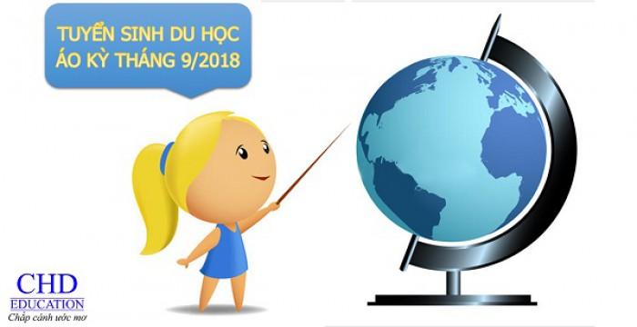 Tuyển sinh du học Áo năm 2018