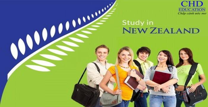 TUYỂN SINH DU HỌC NEW ZEALAND 2018 – KHÔNG CẦN IELTS