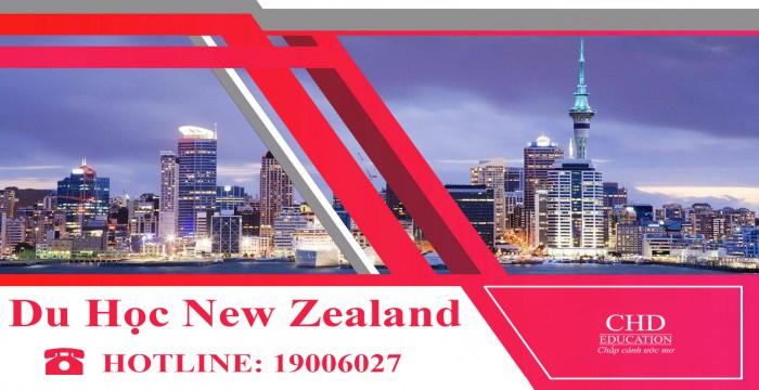 TUYỂN SINH DU HỌC NEW ZEALAND 2018 VỚI 3 ƯU ĐÃI CỰC KHỦNG