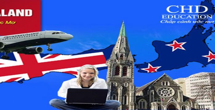 Tuyển sinh du học New Zealand tại Học viện Crown, Auckland