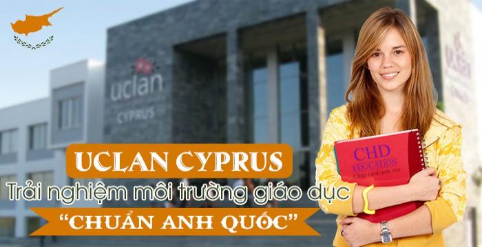 """UCLAN CYPRUS: TRẢI NGHIỆM MÔI TRƯỜNG GIÁO DỤC """"CHUẨN ANH QUỐC"""" TẠI SÍP!"""