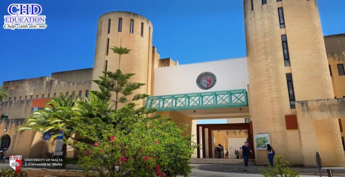 University of Malta – Ngôi trường danh giá của đảo quốc xinh đẹp