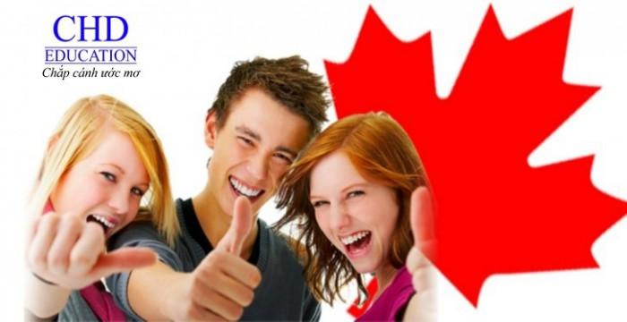 VÌ SAO NÊN CHỌN DU HỌC BẬC THPT TẠI CANADA ?