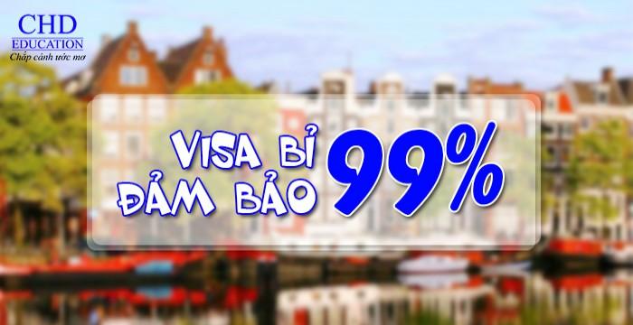 VISA BỈ ĐẢM BẢO 99%