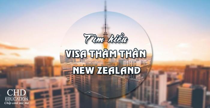 VISA THĂM THÂN NEW ZEALAND