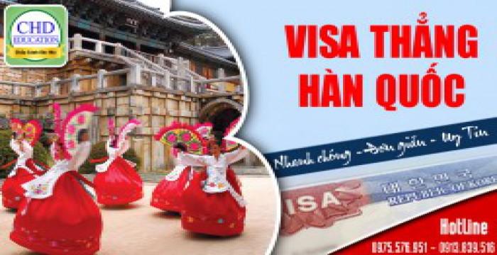 Visa Thẳng Không Cần Phỏng Vấn