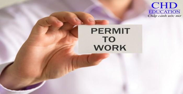 Xin giấy phép làm việc tại Canada