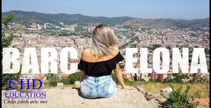 MỘT NGÀY TRẢI NGHIỆM THÀNH PHỐ BARCELONA