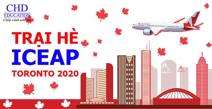 TRẠI HÈ ICEAP TORONTO 2020 - MANG TRỌN CANADA VỀ NHÀ