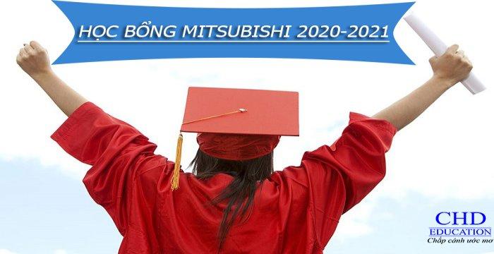 HỌC BỔNG MITSUBISHI - TUYỂN SINH DU HỌC NHẬT 2020